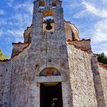 Kapel van Fountoukli, gewijd aan Sint Nicolaas. Gebouwd in de 15de eeuw.