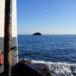 Met vissersboot op weg naar Bass Rock! Een droom die uitkomt!