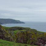St-Abbs head, Scotland