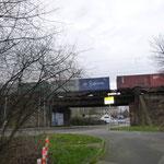 Bahnbrücke über Wunstorferstraße wird ebenfalls erneuert 1:1 d.h. ohne Lärmschutzmaßnahmen
