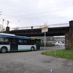 Bahnbrücke über die Wunstorferstraße