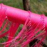 Knoten in Pink  (Foto: R. Helmholtz)