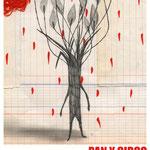 PAN Y CIRCO en Valencia  Diseño gráfico e ilustración: Julio Antonio Blasco, Sr. López Cliente: El Armadillo Ilustrado y Julio Antonio Blasco, 2013