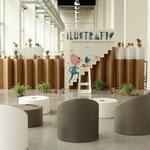 Zona de talleres o showroom