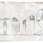 LA PASTORA Y EL SAPO /// Proyecto finalista en el 1er Concurso Internacional de Álbum Ilustrado Edelvives, 2012.  Proyecto libre para cesión de derechos