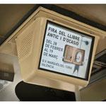 36 FIRA DEL LLIBRE ANTIC /// Realización de la imagen de la 36ª Feria del Libro Antiguo y de Ocasión de Valencia, 2013. Aplicación para publicad en autobuses.