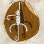 HAGO LO QUE TOCA /// Ilustraciones de Julio Antonio Blasco, Sr. lópez 10 x 8 cm. 64 fichas. editado por Anaya, 2012