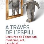 A TRAVÉS DE L'ESPILL. Proyecto: Espirelius. Diseño gráfico: Julio Antonio Blasco. Museo Palau de Cerveró, 2011. Diseño y maquetación de imagen de exposición: cartel, folleto e invitación.