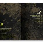 HACIA NINGÚN LUGAR. UNA COLECCIÓN DE SILENCIOS. Diseño gráfico y maquetación: Julio Antonio Blasco, Sr. López