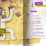 LIBRO CONOCIMIENTO DEL MEDIO 5º Y 6º CURSO  textos AAVV. // ilustraciones de Julio Antonio Blasco, Sr. López. editado por Editorial Teide, 2013 y 2014