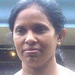 Dr.Kumari (クマーリ教授) コロンボ大学 シニアレクチャラー 元アーユルヴェーダ学部長 専門はアーユルヴェーダ基礎概念