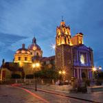 Parroquia de Santa María de la Asunción en Tequisquiapan