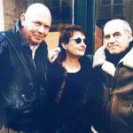 Jacques Henric, Judith Brouste, Nicolas Genka