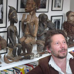 Mathieu Amalric. La Fabrique. Photo JH