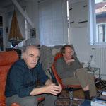 Jacques Henric, Michel Houellebecq
