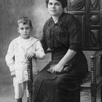Madeleine Henric, Grand-mère paternelle et père de Jacques Henric