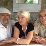 """Patrice et Laure Caffin J. Henric Cassagnes V """"Politique"""""""
