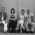 Bernard et Martine Dufour, Catherine Millet et Jacques Henric
