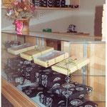 旧店舗(〜2012) 店内