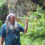 Ethnobotanische Wanderung mit Wolf-Dieter Storl...