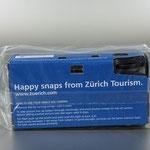 Einwegkamera Zürich Tourismus  ©  engel-art.ch