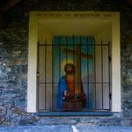 Kapelle auf dem Weg