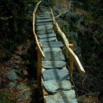 Brücke, die Atul gebaut hat