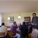 Internationales Frühstück - ein Miteinander zwischen verschiedenen Kulturen