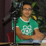 Majid Shuqer aus Syrien