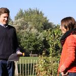 Hannes Wirtz interviewt Cornelia Meier