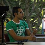 Majid Shuqer erzählt von seiner Flucht aus Syrien