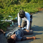 ゲキ坂の被害者約1名 笑  「両足つった~~~!!!」