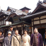 In front of Dogo Onsen Honkan(Mainbuilding)