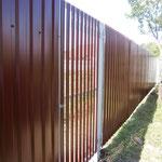Забор из профнастила  Балашиха