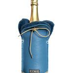 Champagnerkühler Schafffell