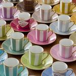 Marie Daage, Espressotassen, versch.Farben