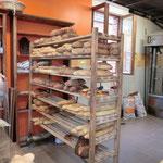 Bakker Martigny, super brood en rijdt rond 10 uur door coingt