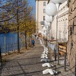Promenade am Berlin-Spandauer Schifffahrtskanal