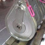 Aluminium Umlenkblock / Klappblock