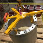 Innengreifer D150 bis D360mm, Tragkraft 100 kg