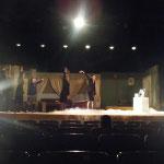 2014-01 劇団ふぁんハウス第25回公演「ありがとう、お父さん in板橋」/板橋区立文化会館