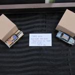 Jack's Van Gogh on Hot Wheels cars on display - One was Sold!