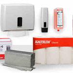 Handtuchpapier & Toilettenpapier