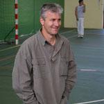 le vice-Président du Basket : Mister PASQUINI