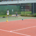 Atelier Tennis encadré par Sébastien & Marc