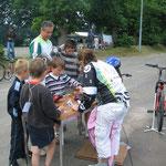 Atelier Cycle encadré par la famille MORIN et Thierry