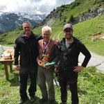 Sieger 2018 (Wiederholungstäter aus 2016!): Ehrenmitglied Oswald!