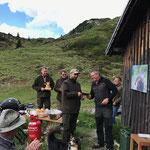 3. Platz: Christian, Gutschein über €30 bei Jagd und Fischerei Keckeis Bludenz