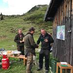 2. Platz: Norbert, Gutschein über €50 bei Jagd und Fischerei Keckeis Bludenz