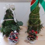 クリスマスの小物たち